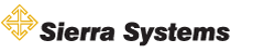 DLO office moving experts - sierra systems logo