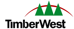 DLO office moving experts - timber west logo
